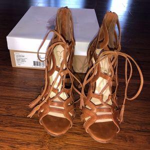 Jessica Simpson Racine Heels